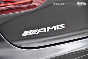 2021 Mercedes-Benz GLC-Class GLC43 AMG Auto 4MATIC