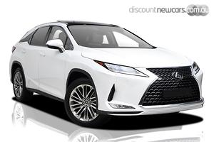 2021 Lexus RX RX350 Sports Luxury Auto 4x4