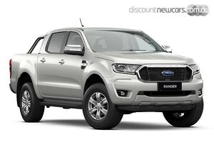 2021 Ford Ranger XLT Hi-Rider PX MkIII Auto 4x2 MY21.25 Double Cab