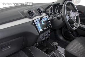 2021 Suzuki Swift GL Navigator Auto