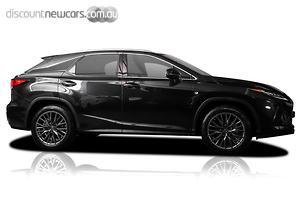 2020 Lexus RX RX350 F Sport Auto 4x4