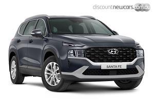 2021 Hyundai Santa Fe Auto MY21
