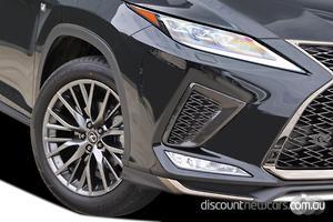 2021 Lexus RX RX450h F Sport Auto 4x4