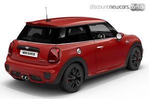 2021 MINI Hatch John Cooper Works Pure Auto