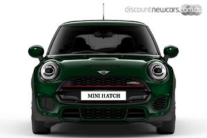 2021 MINI Hatch John Cooper Works Signature Auto