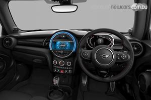 2021 MINI Hatch John Cooper Works Classic Auto