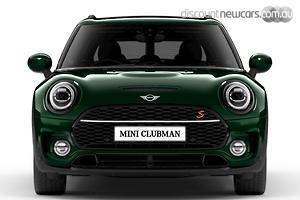 2021 MINI Clubman Cooper S Signature Manual