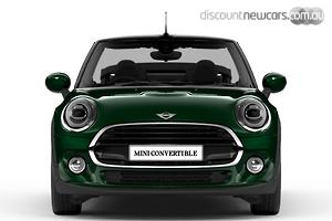 2021 MINI Convertible Cooper Exclusive Manual