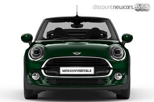 2021 MINI Convertible Cooper Signature Manual