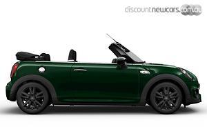2021 MINI Convertible Cooper S Sport Manual