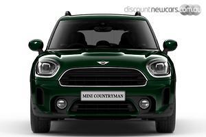 2021 MINI Countryman Cooper Exclusive Auto