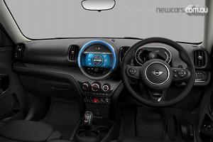 2021 MINI Countryman Cooper S Classic Auto