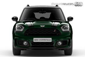 2021 MINI Countryman Cooper S Sport Auto