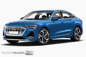 2021 Audi e-tron 50 Auto quattro MY21