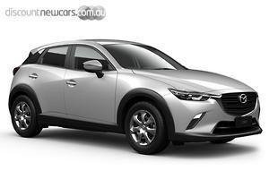 2021 Mazda CX-3 Neo Sport DK Manual FWD
