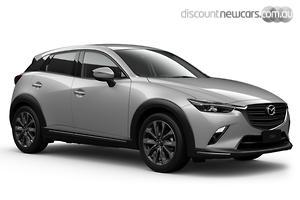 2021 Mazda CX-3 sTouring DK Auto i-ACTIV AWD