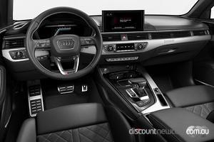 2021 Audi S4 Auto quattro MY21