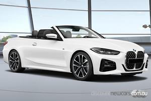 2021 BMW 4 Series 420i M Sport G23 Auto