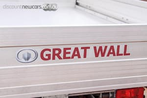 2020 Great Wall Steed Manual 4x2