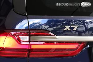 2021 BMW X7 M50i G07 Auto 4x4