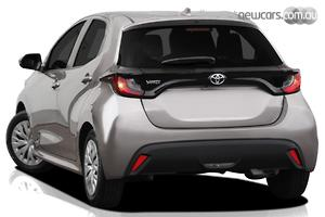 2021 Toyota Yaris Ascent Sport Auto