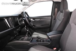 2021 Mazda BT-50 XT TF Manual 4x4