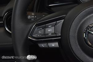2021 Mazda CX-3 sTouring DK Auto FWD