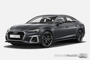 2021 Audi A5 45 TFSI S line Auto quattro MY21
