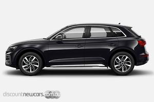 2021 Audi Q5 40 TDI Auto quattro ultra MY21