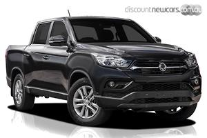 2021 SsangYong Musso ELX Auto 4x4 MY20.5