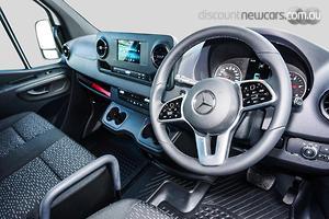2021 Mercedes-Benz Sprinter 516CDI LWB Auto RWD