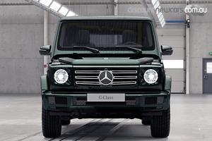 2021 Mercedes-Benz G-Class G400 d Auto 4MATIC