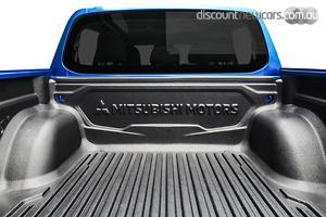 2021 Mitsubishi Triton GLX+ MR Auto 4x4 MY21 Double Cab