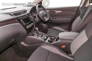 2021 Nissan QASHQAI ST+ J11 Series 3 Auto MY20