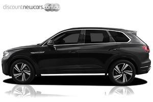2021 Volkswagen Touareg 210TDI R-Line CR Auto 4MOTION MY21
