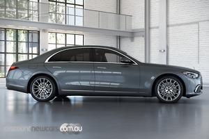 2021 Mercedes-Benz S-Class S450 L Auto 4MATIC