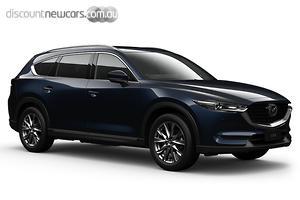 2021 Mazda CX-8 GT KG Series Auto i-ACTIV AWD