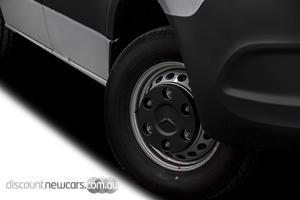 2021 Mercedes-Benz Sprinter 516CDI Medium Wheelbase Auto RWD Dual Cab