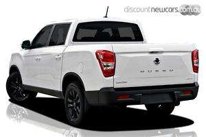 2021 SsangYong Musso Ultimate Auto 4x4 MY20.5