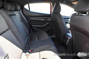 2021 Mazda 3 G20 Evolve BP Series Manual