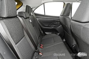 2021 Toyota Yaris Cross GX Auto 2WD
