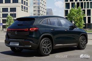 2021 Mercedes-Benz EQA EQA250 Auto