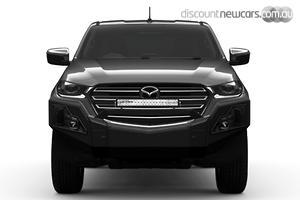 2021 Mazda BT-50 Thunder TF Auto 4x4 Dual Cab