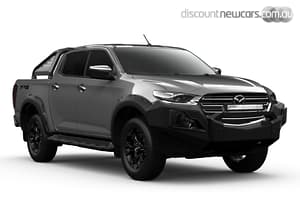 2021 Mazda BT-50 Thunder TF Manual 4x4 Dual Cab