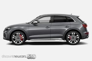 2021 Audi SQ5 TDI Auto quattro MY21