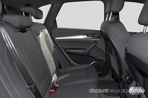 2021 Audi Q5 45 TFSI Sport Auto quattro ultra MY21