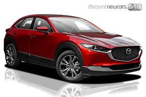 2021 Mazda CX-30 X20 Astina DM Series Auto i-ACTIV AWD