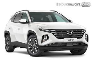 2021 Hyundai Tucson Elite Auto 2WD MY22