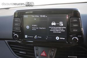 2021 Hyundai i30 Auto MY21