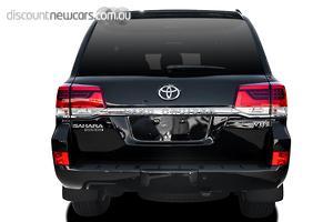 2021 Toyota Landcruiser Sahara Horizon Auto 4x4